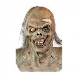 Máscara de zombie del pantano - Imagen 1
