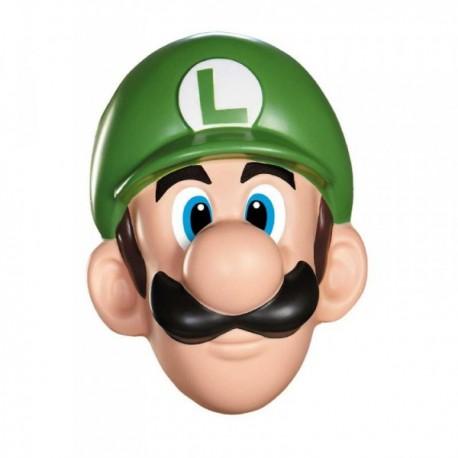 Máscara de Luigi para adulto - Imagen 1