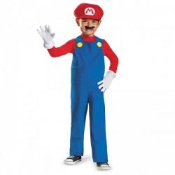 Disfraz de mini Mario Bros prestige para niño - Imagen 1