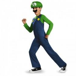 Disfraz de Luigi classic para niño - Imagen 1