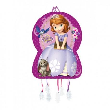 Piñata silueta La Princesa Sofía - Imagen 1