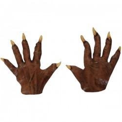Manos de Hombre Lobo puntiagudas - Imagen 1