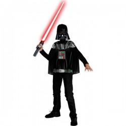 Kit disfraz Darth Vader para niño - Imagen 1