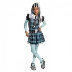 Disfraz de Frankie Stein deluxe Monster High - Imagen 1