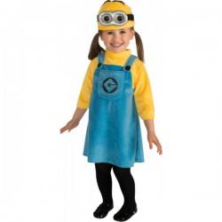 Disfraz de Minion Gru mi villano favorito para bebé - Imagen 1