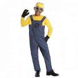 Disfraz de Minion Dave Gru mi villano favorito para niño - Imagen 1