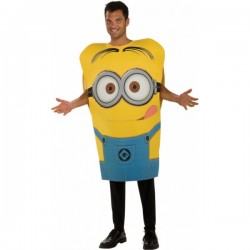 Disfraz de Minion Dave Gru mi villano favorito adulto - Imagen 1