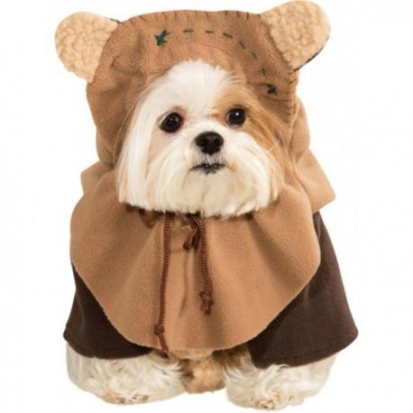 Disfraz de Ewok para perro - Imagen 1