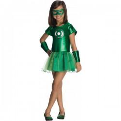 Disfraz de Linterna Verde DC Comics tutú para niña - Imagen 1