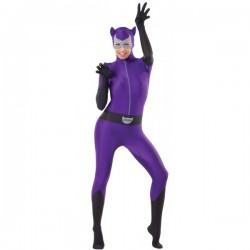 Disfraz de Catwoman bodysuit para mujer - Imagen 1
