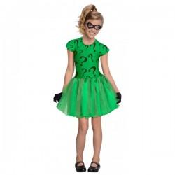 Disfraz de Riddler tutú para niña - Imagen 1