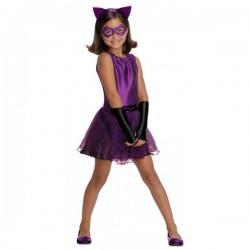 Disfraz de Catwoman tutú para niña - Imagen 1
