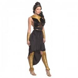 Disfraz de Reina Gorgo 300 El Origen de un Imperio deluxe para mujer - Imagen 1