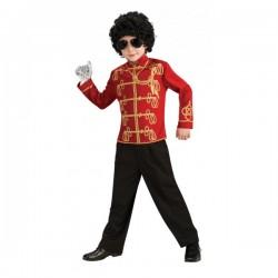 Chaqueta de Michael Jackson Beat It para niño - Imagen 1