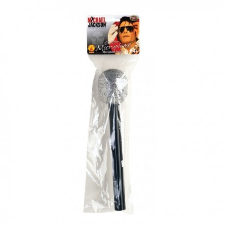 Micrófono de Michael Jackson - Imagen 1