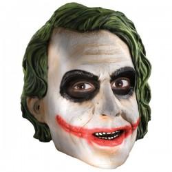 Máscara de Joker ¾ TDK para adulto - Imagen 1