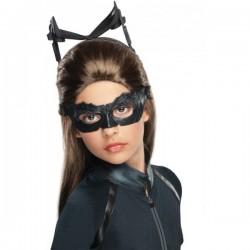Peluca Catwoman para niña - Imagen 1