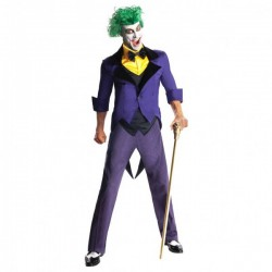 Disfraz de Joker DC Comics para hombre - Imagen 1