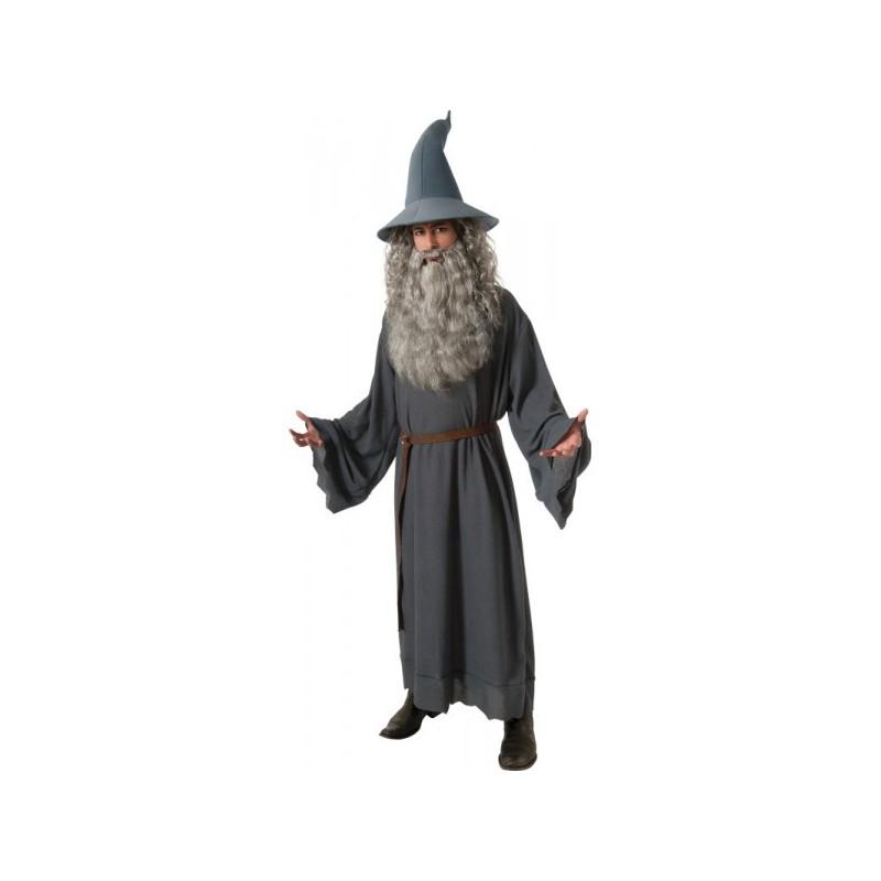 Disfraz de Gandalf El Hobbit Un Viaje Inesperado para hombre - Imagen 1 483d120f9ab