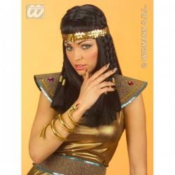 Cinta de serpiente egipcia para la cabeza - Imagen 1