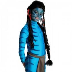 Peluca de Neytiri Avatar infantil - Imagen 1