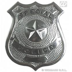 Chapa Policía - Imagen 1
