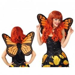 Alas de Mariposa Naranja - Imagen 1