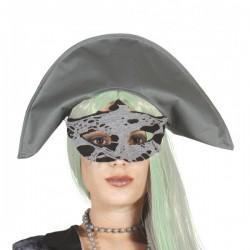 Antifaz de Pirata Zombie - Imagen 1