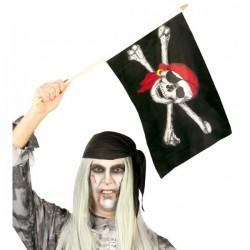 Bandera Pirata negra - Imagen 1