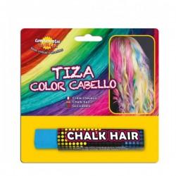 Tiza para colorear el pelo Azul Cielo - Imagen 1