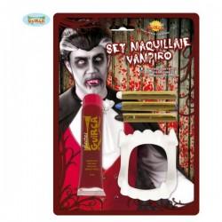 Pack Maquillaje de Vampiro - Imagen 1