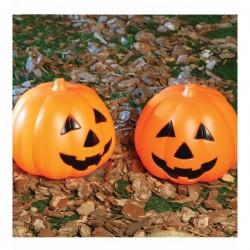 Calabaza Luminosa Decoración Halloween - Imagen 1
