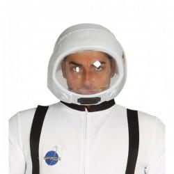 Casco de Astronauta Blanco - Imagen 1