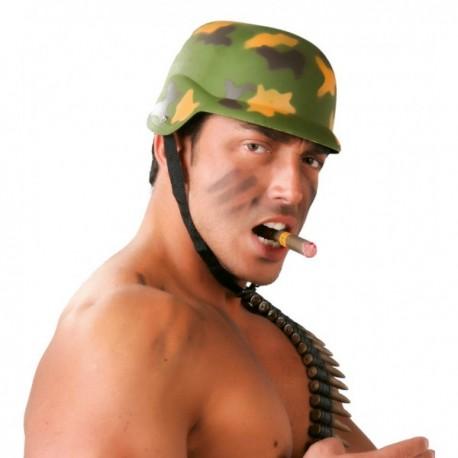 Casco Militar de Guerra - Imagen 1