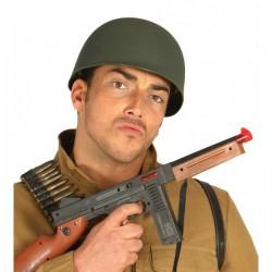 Casco de Militar Americano - Imagen 1