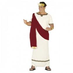 Disfraz de Cesar Augusto para hombre - Imagen 1