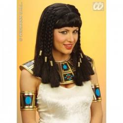 Peluca cleopatra - Imagen 1