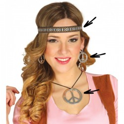 Kit de Accesorios Hippie para mujer - Imagen 1
