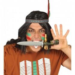 Cuchillo Indio Apache - Imagen 1