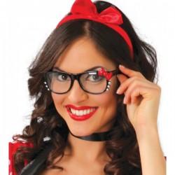 Gafas con Lazo Rojo - Imagen 1