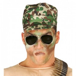 Gorra Militar de Camuflaje - Imagen 1