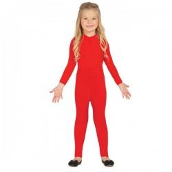 Maillot infantil rojo - Imagen 1