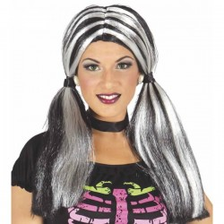 Peluca bruja adolescente - Imagen 1