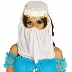 Sombrero de princesa árabe para mujer - Imagen 1