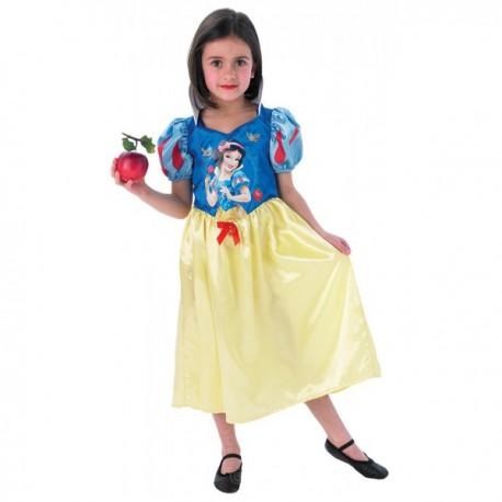 Disfraz de Blancanieves cuento para niña - Imagen 1