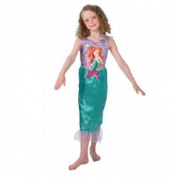 Disfraz de Ariel cuento para niña - Imagen 1