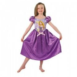 Disfraz de Rapunzel cuento para niña - Imagen 1