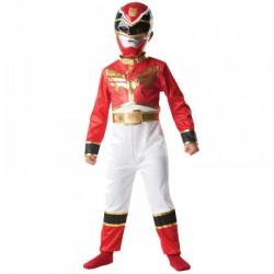 Disfraz de Power Ranger Megaforce Rojo para niño - Imagen 1