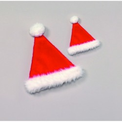 Gorro de Papá Noel para adulto - Imagen 1