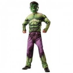 Disfraz de Hulk - Capitán América reversible para niño - Imagen 1